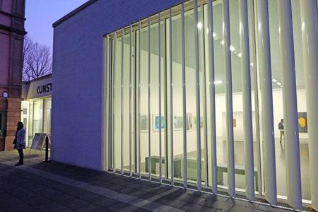 kunsthaus Wiesbaden, neubau, eurokunst
