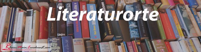 Literaturhäuser, Presseclubs, Lesungsorte im Rhein-Main-Gebiet auf Rhein-Main.eurokunst.com