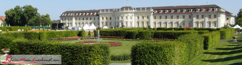 parkanlagen, Gärten, Schlossparks, Freizeitparks, Tierparks, Zoos im Rhein-Main-Gebiet auf rhein-main.eurokunst.com