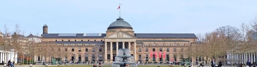 wiesbadener Kurhaus -auf eurokunst.com