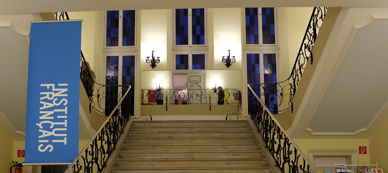 Institut Francais der internationale Kulturort Mainz