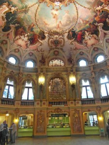 Wiesbadener Operngastronomie im Foyer