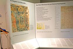 Abteilung I Klostergeschichte zur Zeit Karls des Großen