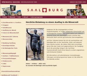 römerkastell Saalburg Bad Homburg auf rhein-main.eurokunst.com