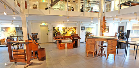groeßtes deutsches Tabakmuseum Lorsch