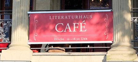 Literaturhaus Café