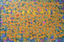 © haasner Fritz Rauh (1920-2011), ohne Titel (2005-007), 2005, Öl auf Leinwand, 101 x 76 cm