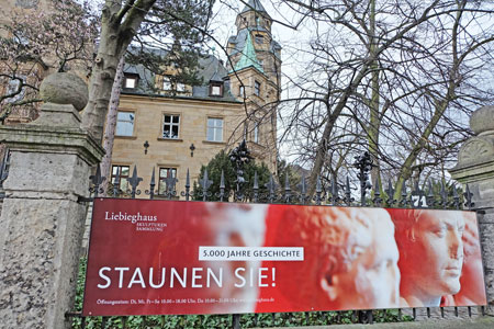 Liebighaus skulpturenmuseum Frankfurt