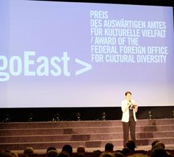 Mit der von Festivalleiterin Gaby Babić moderierten Preisverleihung endete am Dienstagabend in der vollbesetzten Caligari FilmBühne das vom Deutschen Filminstitut veranstaltete Festival in Wiesbaden.