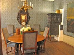 Das Goethe-Haus Frankfurt ist ein begehbares Museum