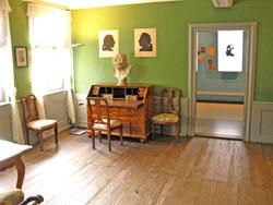 Das Goethehaus in Frankfurt ist ein begehbares Museum