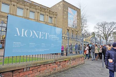 Die vielbeachtet Monet-Ausstellung zeigt das Städel noch bis zum 21. Juni 2015.