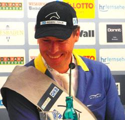 Zweiter Platz für Christian Ahlmann, © massow-picture
