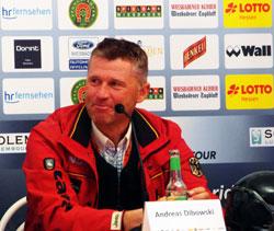 """Andreas Dibowski. Michael Jung, viermaliger Seriensieger war ein guter """"Verlierer"""". © massow-picture"""
