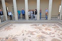 Bad Vilbeler Mosaik im Hessischen Landesmuseum Darmstadt