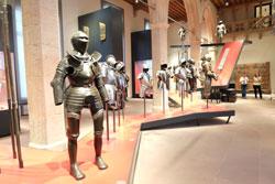 Waffensaal im Hessischen Landesmuseum Darmstadt
