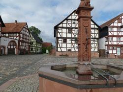 Uhrmacherschule  im Rörshaus im Hessenpark. © massow-picture
