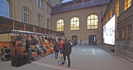 Kino im Römischen Hof, Foto: Wolfgang Fuhrmannek, HLMD