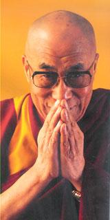 © O.W.Barth-Verlag – aus Cover des neuen Buches: Die Macht des Guten. Der Dalai Lama und seine Vision für die Menschheit von Daniel Golemann, München 2015