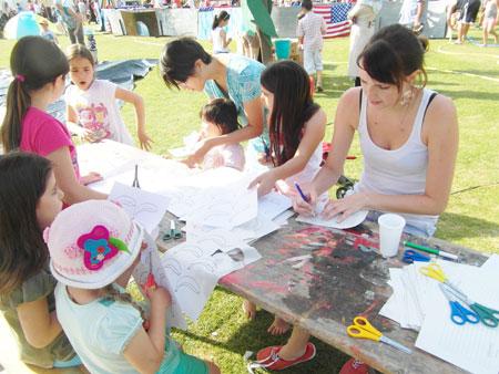 Ferienkulturprogramm 2015 für Kinder in Wiesbaden