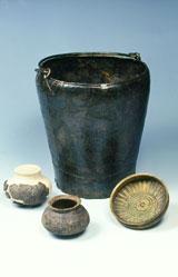 AMF_Trinkgeschirr des Frankfurter Keltenfürsten-700 v-Chr© Archäologisches Museum Frankfurt