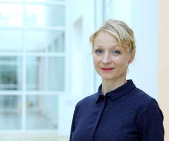 Grit Weber neue Direktorin des Museums für Angewandte Kunst, Frankfurt . Foto © Sabine Schirdewahn – Stadt Frankfurt