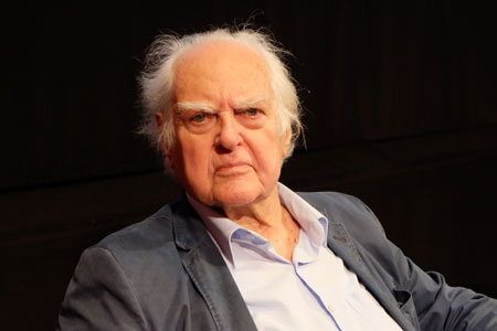 """Der Kulturpolitiker. Hilmar Hoffmann, Leben und Werk"""" ist anlässlich des 90. Geburtstags Hilmar Hoffmanns im August dieses Jahres erschienen. © massow-picture"""
