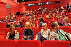 Kinosaal im Filminstitut. © massow-picture