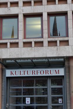 Kulturforum Eingang Friedrichstraße 16, 65185 Wiesbaden