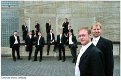 Vokalensembles Camerata Musica Limburg (Leitung: Jan Schumacher)