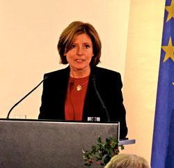 Gastgeberin war Malu Dreyer, Ministerpräsidentin von Rheinland-Pfalz. © massow-picture