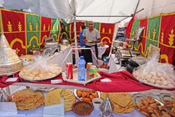 Marokkanische Spezialitäten. © massow-picture