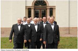 Männer-Kammerchor Wiesbaden-Sonnenberg (Leitung: