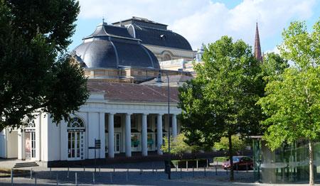 Hessisches Staatstheater. Foto: © massow-picture