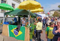 Venezuela Foodstand.© massow-picture
