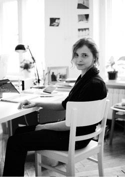 Annika Scheffel, (c) Frauzimmer
