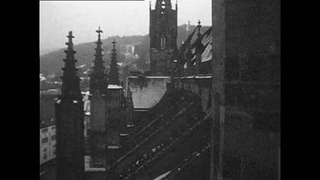 """""""10"""" heißt das Werk des Avantgarde-Filmemacher Telemach Wiesinger, welches am 28.11. gegen 19.00 Uhr im Caligari gezeigt wird. © caligari"""