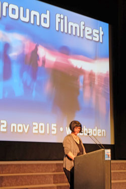 Andrea Wink, Festivalgründerin.© massow-picture