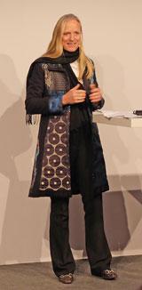 Latatorin Prof. Dr. Birgitta Wolff, Präsidentin der Goethe-Universität Frankfurt, © massow-picture