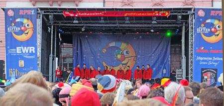 Großartige Stimmung mit den Mainzer Hofsängern   © massow-picture