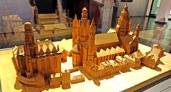 Modell St. Martin, Dom zu Mainz, © massow-picture