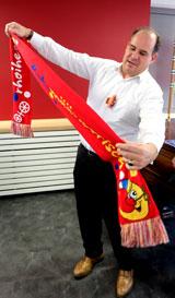 Rainer Steppich, Marketing-Chef beim MCV-Geschäftsstelle, © massow-picture