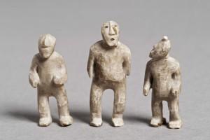Menschenfiguren, © C. Breckle, M. Schumann, rem