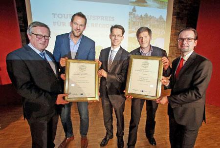 Die Preisverleihung des Tourismuspreises 2016. | © wiesbaden.de / Foto: Paul Müller