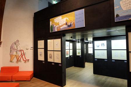 U201eLebe Deinen Traumu201c BeCK Cartoons Ab 11. Feb. 2016 Im Caricatura Museum  Frankfurt