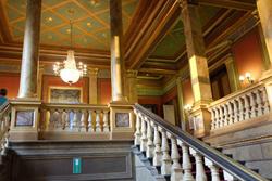 Foyer im Haus der Casino-Gesellschaft. © massow-picture