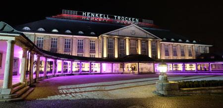 Wunderbare festliche Kulisse: Henkellsfeld. Foto © massow-picture