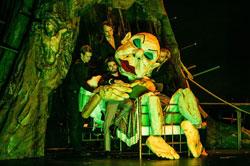 Schauspielhaus Graz | Graz | Österreich Merlin oder Das wüste Land Tankred Dorst, Mitarbeit Ursula Ehler  Uraufführung: 1981 in Düsseldorf. ©  Hessisches Staatstheater Foto Lena Obst Foto: Lupi Spuma