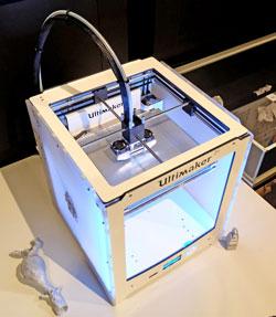 Bioma TiCS - 3D-Drucker, kleinste Variante.© massow-picture