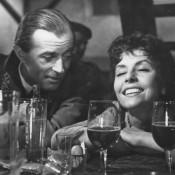Jan Swiderski und Sonja Ziemann in DER ACHTE WOCHENTAG (BRD/PL 1957/58, R: Aleksander Ford) Quelle: Deutsches Filminstitut